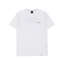 캉골() Reflective T-Shirt 2618 WHITE