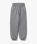 제로(XERO) Classic String Sweat Pants [Charcoal]