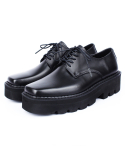 데이빗스톤() DVS HI-COMMANDO SOLE SQUARE TOE DERBY SHOES