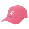 엠엘비(MLB) CITY EXCLUSIVE 볼캡 NY (PINK)