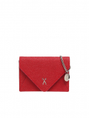 조셉앤스테이시(JOSEPH&STACEY) Easypass Amante Card Wallet with Chain Barbados Red