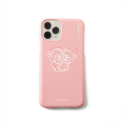 어피스오브케이크(APOC) Hug Bear Phone Case_Pink