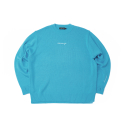 어피스오브케이크(APOC) Essential Knit_Sky Blue