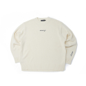 어피스오브케이크(APOC) Essential Knit_Ivory