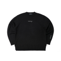 어피스오브케이크(APOC) Essential Knit_Black