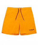 마크 곤잘레스(MARK GONZALES) M/G SIGN LOGO BEACH SHORTS MUSTARD
