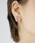 이오유스튜디오(EOU STUDIO) little ring ring earring