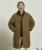 FLAVOR M65 FISHTAIL JACKET _ OLIVE