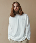 [PENFIELD X FRIZMWORKS] 80S COMPUTER LONG SLEEVE _ WHITE