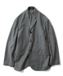 유니폼브릿지(UNIFORM BRIDGE) wool blazer grey