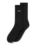 디스이즈네버댓(THISISNEVERTHAT) HSP-Logo Socks Black