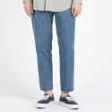 싱커루프(SINKERLOOP) M-Grin #0825 (Organic Crop Jeans) M-blue