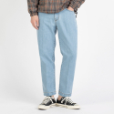 싱커루프(SINKERLOOP) M-Grin #0825 (Organic Crop Jeans) L-blue