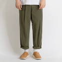 싱커루프(SINKERLOOP) L Pintuck Pants(Khaki)