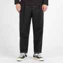 싱커루프() L Pintuck Pants(Black)
