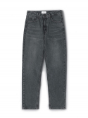 엣모먼츠() Three Denim (DarkGray)