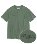 비바스튜디오(VIVASTUDIO) NEW CORPORATE SHORT SLEEVE JS [GREEN TEA]