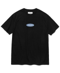 비바스튜디오(VIVASTUDIO) CIRCLE LOGO SHORT SLEEVE JS [BLACK]