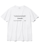 비바스튜디오(VIVASTUDIO) SUBPOP SHORT SLEEVE JS [WHITE]