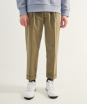 플랙(PLAC) MENS CROP COTTON PANTS (PWTZ1PTL42MOKH)