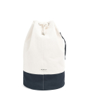 와일드 브릭스(WILD BRICKS) CANVAS DUFFLE BAG (navy)