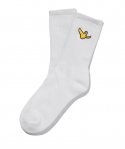 마크 곤잘레스(MARK GONZALES) M/G ANGEL SOCKS WHITE