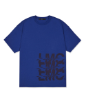 엘엠씨(LMC) LMC NOISE OVERSIZED TEE royal blue