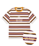 엘엠씨(LMC) LMC MULTI STRIPE TEE cream