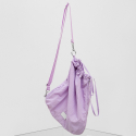 페넥(FENNEC) FABRIC SLING BAG - LAVENDER