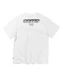 크리틱(CRITIC) SPLIT LOGO T-SHIRT(WHITE)_CTTZURS03UC2