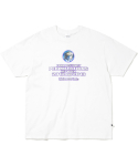 디스이즈네버댓(THISISNEVERTHAT) Earth Tee White
