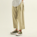 싱커루프(SINKERLOOP) Double wrap PT. #7892 (STANDARD TAPERED PANTS) L/BEIGE