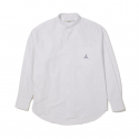 브라이언베리() RUNNER OVERFIT OXFORD SHIRTS_WHITE