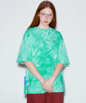 알엘오엘(R:LOL) (TS-20322) TIE-DYE T-SHIRT MINT
