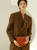 룩캐스트() BROWN LEWU BAG