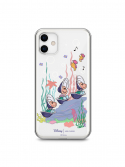 하이칙스(HIGH CHEEKS) Oysters Under the Sea Clear Phonecase