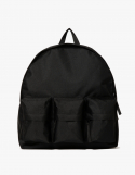로어즈(LORES) 3-Pocket Backpack - Black