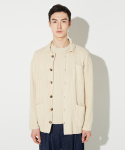 왓에버위원트() Loose Pocket  Cardigan [Butter]