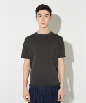 왓에버위원트() Garment Dyeing T-shirts [Charcoal]