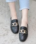 리플라() 20A102 black loafer