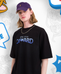 메인부스() Onward Logo T-shirt(BLACK)
