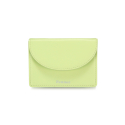 페넥(FENNEC) HALFMOON MINI WALLET - LIME