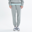 핑크파인애플() SIMPLE JOGGER PANTS_MELANGE GRAY