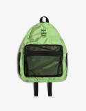 해브 어 굿 타임(HAVE A GOOD TIME) Logo Day Pack - Green