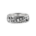 어나니머스아티즌() Ture Love Roolling Paper Ring