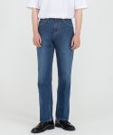 브랜디드(BRANDED) 51004 HISHITOMO COLLECTION JEANS [MIDDLE BLUE]
