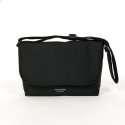 반(BAAN) 906 MINI MESSENGER BAG BLACK