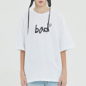 배드인배드(BADINBAD) HAND DRAWING GRAPHIC TEE_WHITE