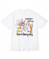 M/G RECOAT T-SHIRTS WHITE