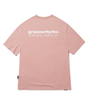 NYC LOCATION T-SHIRT (PINK) [GTS721I23PI]